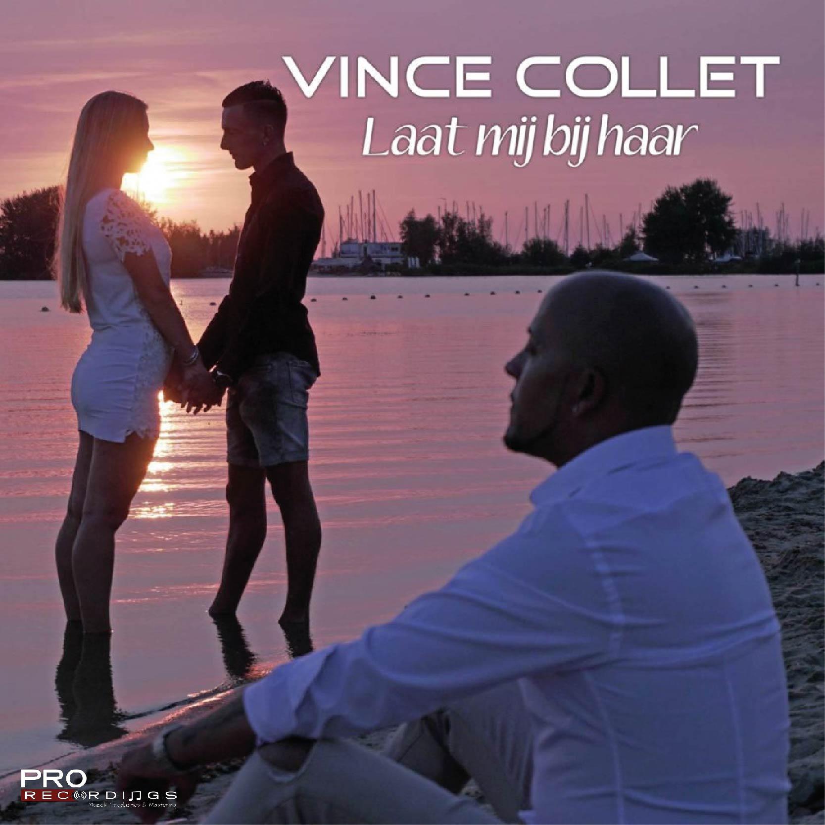Vince Collet Laat mij bij haar