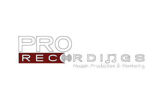 pro recordings partner logo